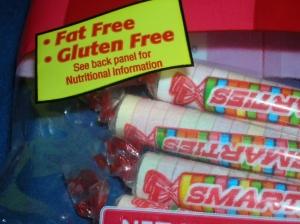 Gluten-Free Smarties (c.2009,  WTB)